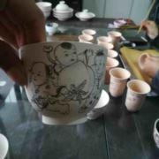 景德镇手绘茶具